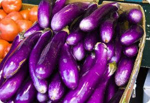 Eggplant 'Long Purple'